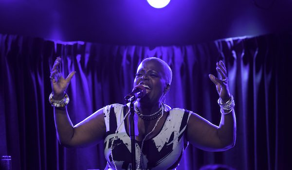 Lillias White at the Samueli