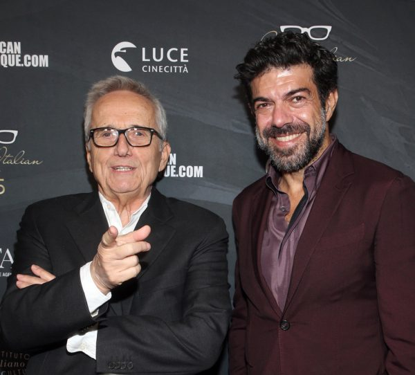 Marco Bellocchio, Pierfrancesco Favino, photo Fraye Sadou