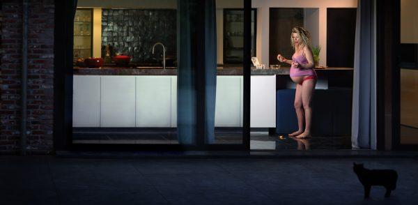 Photography: Filip Naudts |Sylvia, DETAIL from PAPARAZZO series
