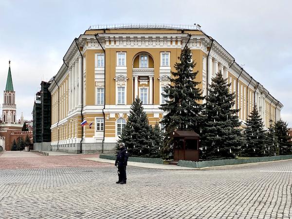 Putin's office