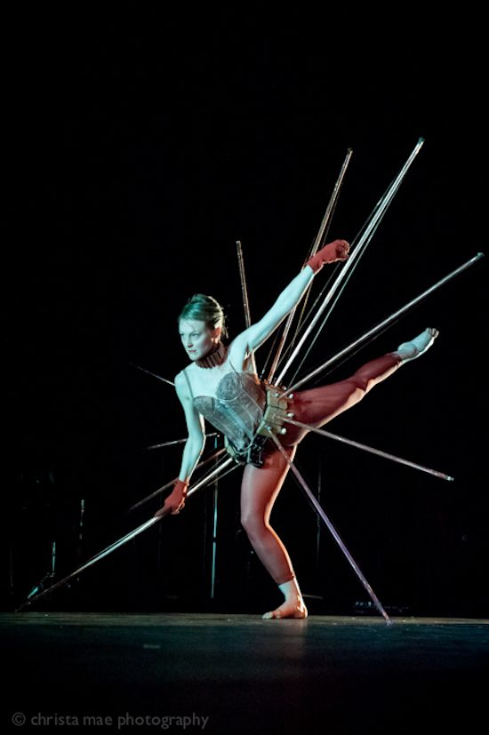 String Theory at the Odyssey Dance Festival.  Photo by crista mae.