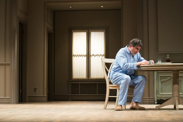 Alfred Molina in The Father at The Pasadena Playhouse.