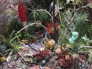 Max Hooper Schneider's installation, detail