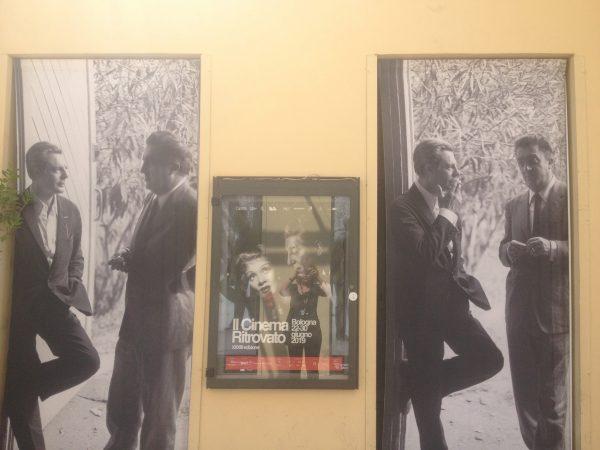 Il Cinema Ritrovato, Bologna © Elisa leonelli 2019