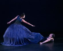 Donna Sternberg & Dancers.  Photo by Paul Antico.