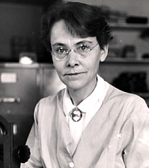 """Barbara McClintock"" by International Livestock Research Institute"