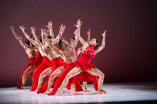 Ballet Hispanico. Photo by Paula Lobo.