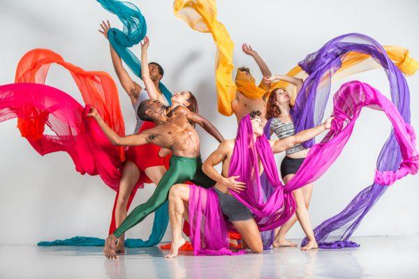 LA Dance Festival's BrockusRED. Photo by Denise Leitner.