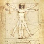 Vitruvian Man, 1490