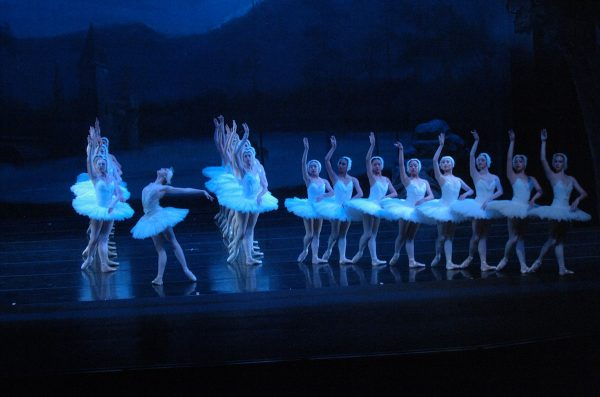 "Festival Ballet's ""Swan Lake."" Photo courtesy of the artists."