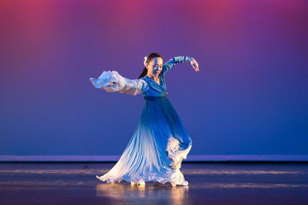 LA Women's Theater Festival's Juli Kim. Photo courtesy of the artist.