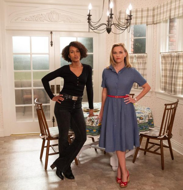 Kerry Washington, Reese Witherspoon-Little Fires Everywhere © Hulu