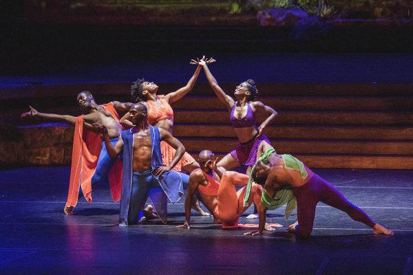 Lula Washington Dance Theater. Photo courtesy of the artists.