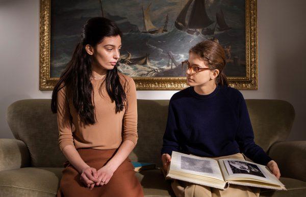 Margherita Mazzuzzo, Gaia Girace-My Brillianr Friend (c) HBO