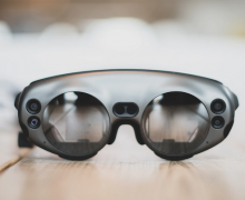 VR goggles. Photo by Bram Van Oost via Unsplash.