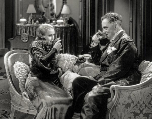 Baby Face -Barbara Stanwyck, Henry Kolker