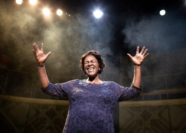 Sharon D. Clarke in Caroline or Change, which has been postponed to the fall. Credit: Helen Maybanks