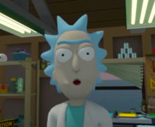 Rick and Morty VR game