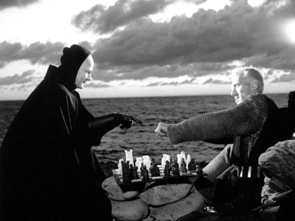 The Seventh Seal-Max von Sydow, Bengt Ekerot