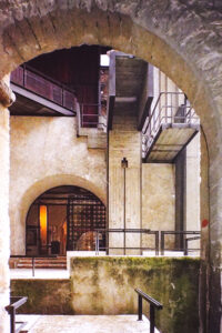 Verona - Castelvecchio Museum - © R&R Meghiddo, 1996. All Rights Reserved.