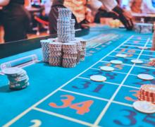 Gambling in action