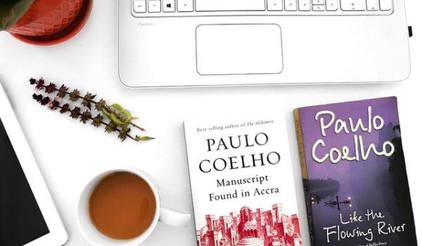 Paulo Coelho books.