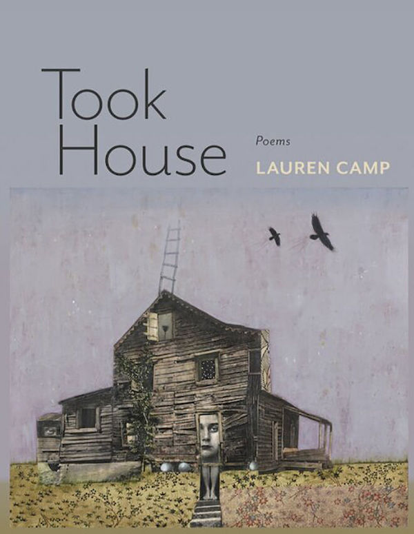 Poetry Review: Took House by Lauren Camp