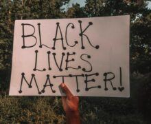 BLM poster.